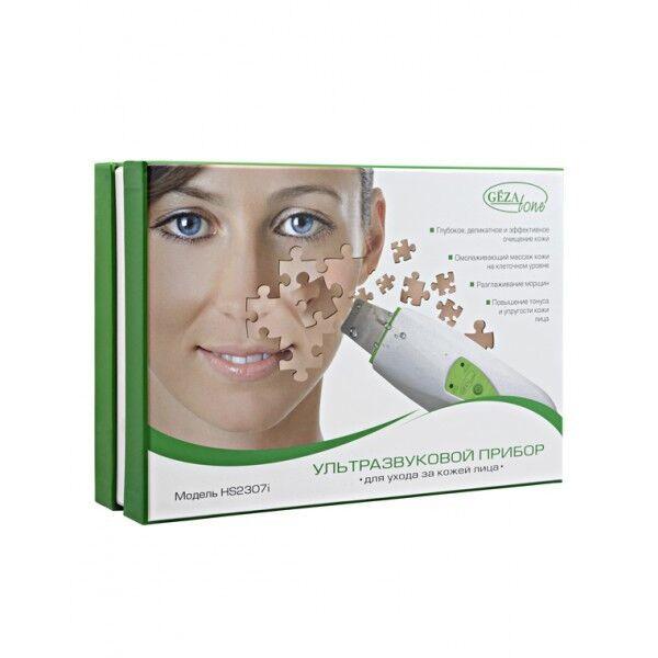 GEZAtone Аппарат для ультразвуковой чистки лица HS2307i - фото 2