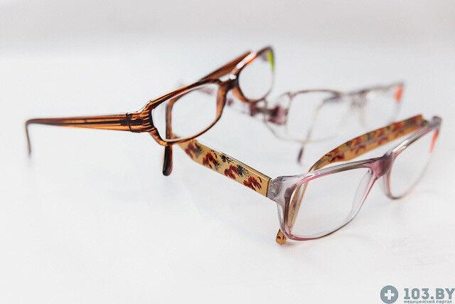 Очки Касияна Очки корригирующие в пластмассовой оправах - фото 21