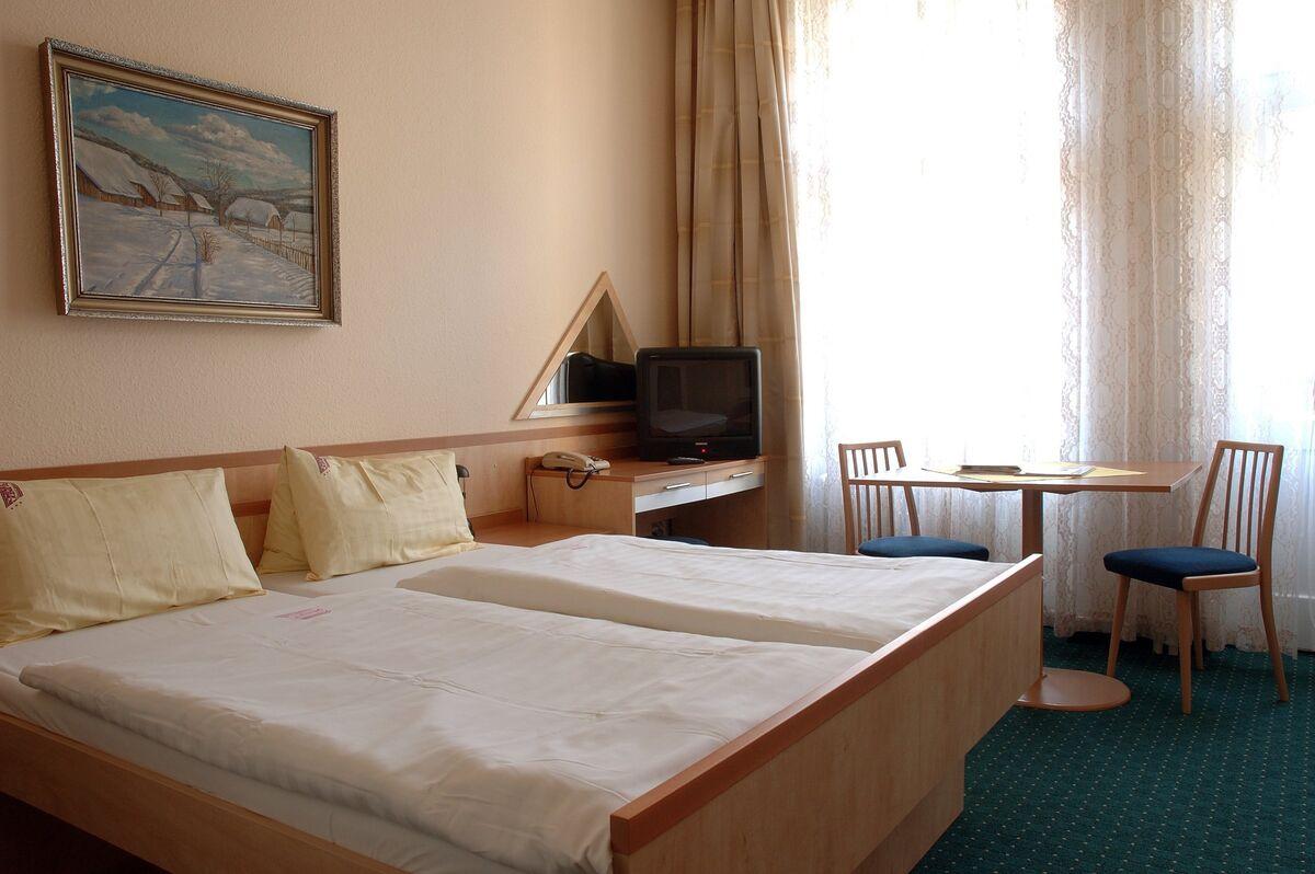 Отдых и оздоровление за рубежом Ibookmed Курорт Карловы Вары Отель Slovan 3* - фото 2