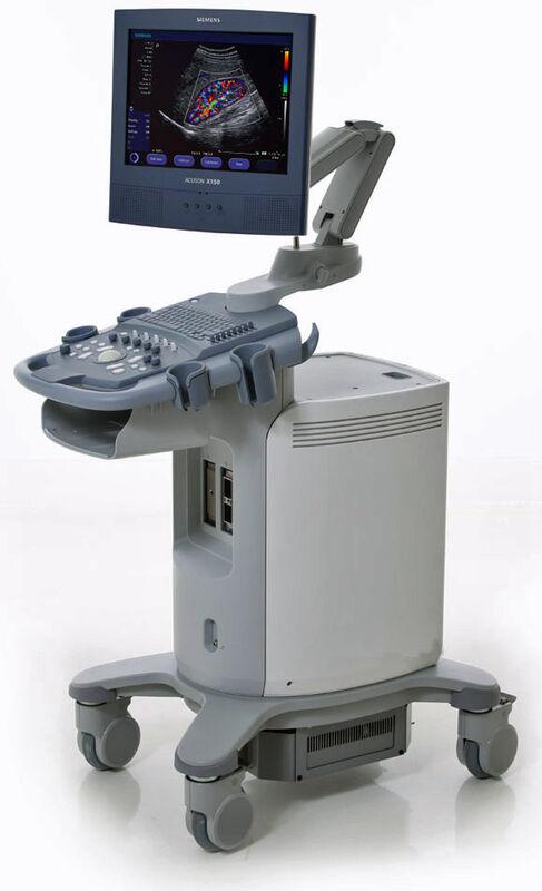 Медицинское оборудование Siemens Ультразвуковой сканер Acuson X150 - фото 1