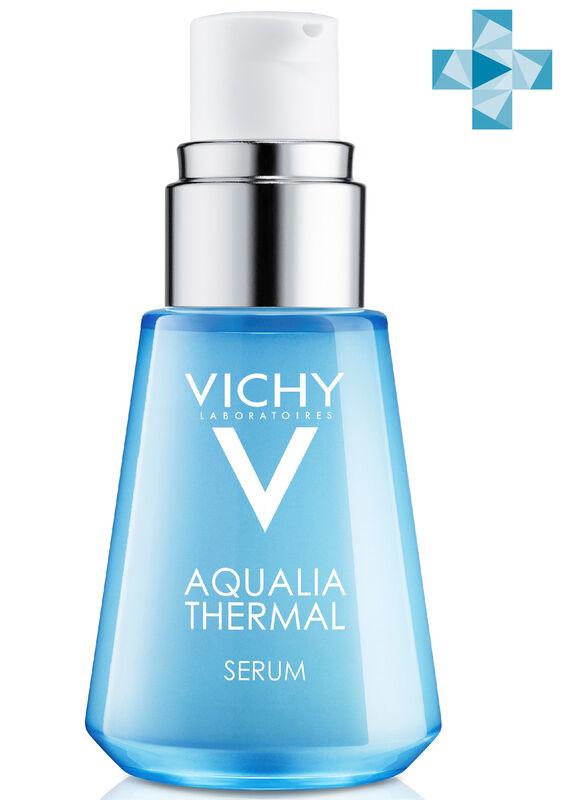 Vichy Увлажняющая сыворотка AQUALIA THERMAL, 30 мл - фото 1