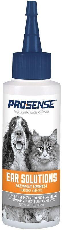 8 in 1 Гигиенический лосьон для ушей кошек и собак Pro-Sense - фото 1