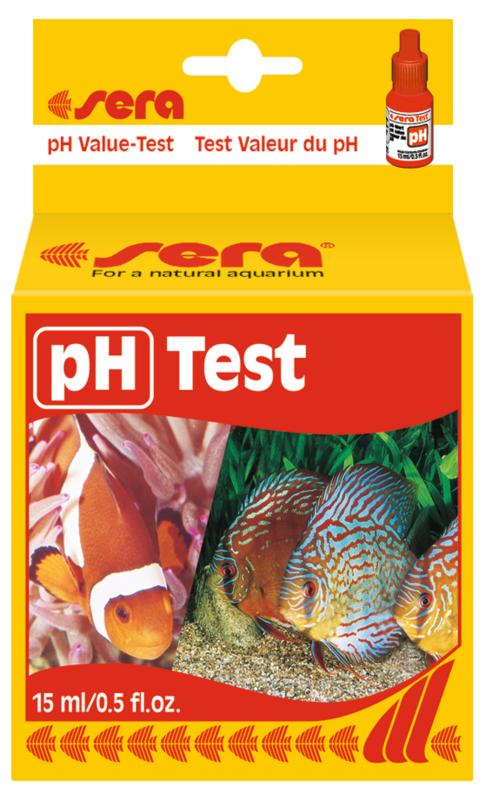 Sera Тест для воды pH-Test - фото 1