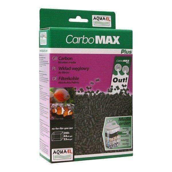 Aquael Наполнитель для фильтра CarboMAX Plus 1L - фото 1