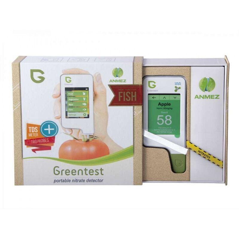 Greentest Нитратомер и измеритель жесткости воды 3 - фото 3