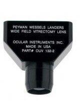 Медицинское оборудование Ocular OUV 132-2 - линза Пеймана-Вессельса-Ландерса 132D Upright для витректомии (прямоугольная) - фото 1
