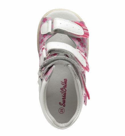 Sursil Ortho Ортопедические сандалии для девочек 15-241 - фото 3