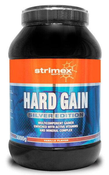 Strimex Гейнер Hard Gain Silver Edition 3000 г - фото 1