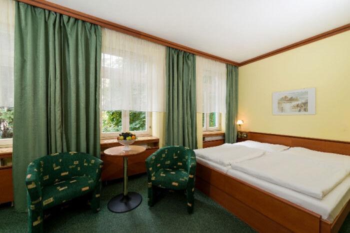 Отдых и оздоровление за рубежом Ibookmed Курорт Пьештяны Отель Vila Trajan 3* - фото 4