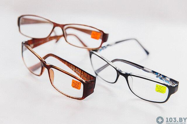 Очки Касияна Очки корригирующие в пластмассовой оправах - фото 4
