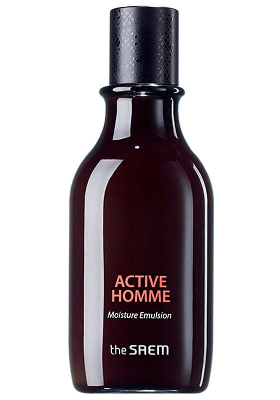 The Saem Эмульсия для мужской кожи увлажняющая Active Homme Moisture Emulsion 160 мл - фото 1