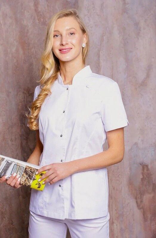 Доктор Стиль Медицинская блуза «Сандра» ЛУ 1224.К - фото 4