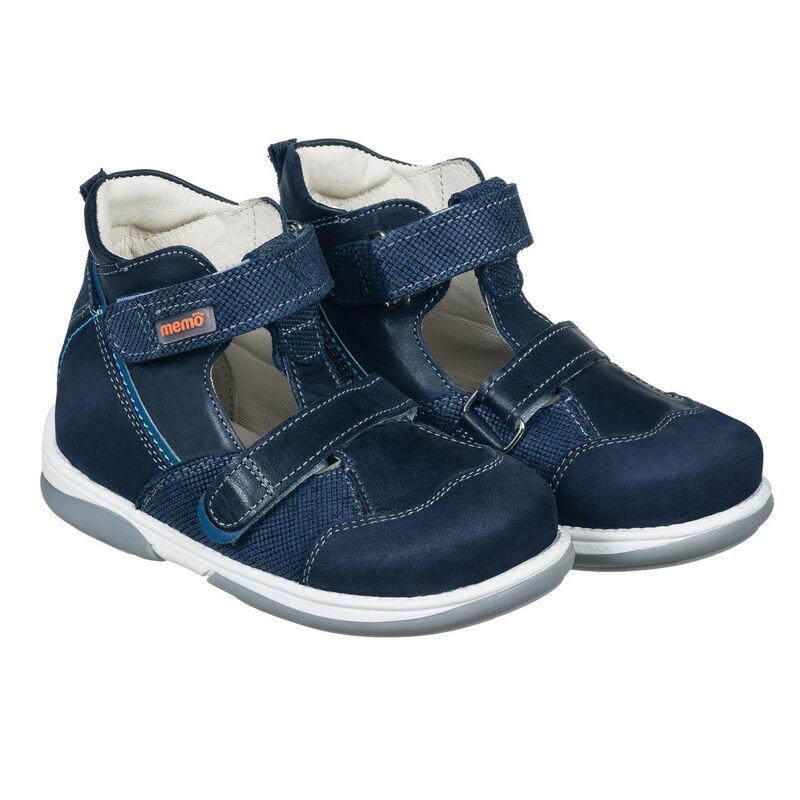 Memo Детские ортопедические туфли Torino 3DA - фото 1