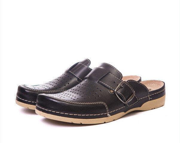 MUBB Анатомическая мужская обувь (сабо) 350 - фото 2