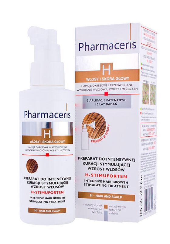 Pharmaceris Спрей стимулирующий рост волос H-Stimuforten, 125 мл - фото 1