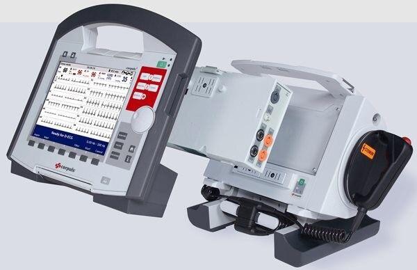 Медицинское оборудование GS Elektromedizinische Gerate G.Stemple GmbH Аппарат для дефибрилляции и мониторинга Corpuls³ - фото 1