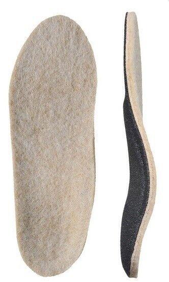 Talus Детские ортопедические стельки с покрытием из натуральной шерсти ЗИМА детские 51Т - фото 1