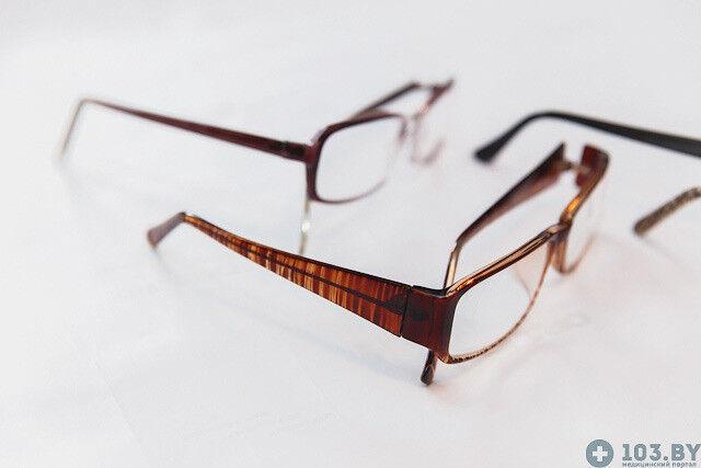 Очки Касияна Очки корригирующие в пластмассовой оправах - фото 7
