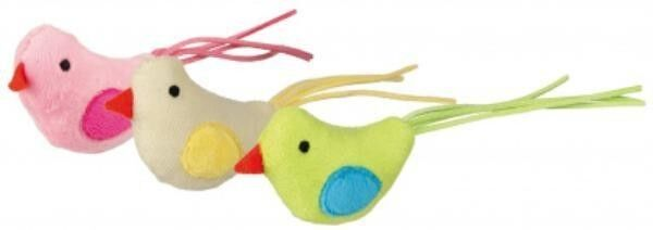 Trixie Игрушка в виде птички, 7 см - фото 1