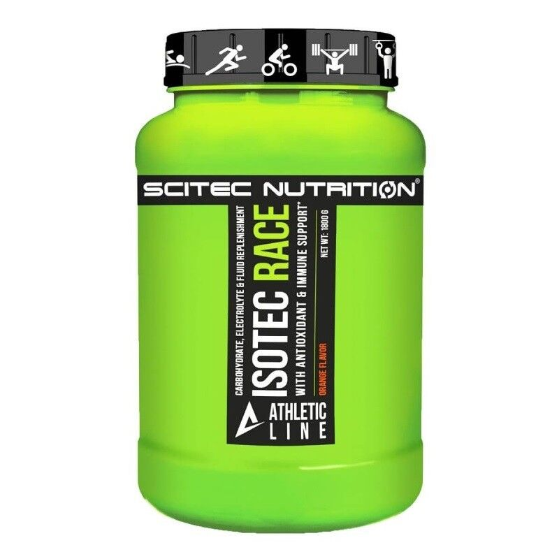 Scitec Nutrition ATLETHIC LINE ISOTEC RACE 1800 гр. - фото 1