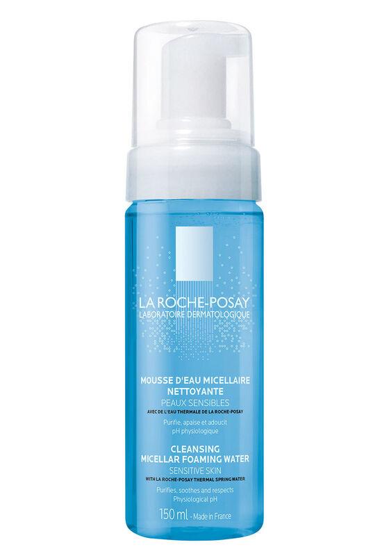 La-Roche-Posay Мицеллярная очищающая пенка для кожи лица 150 мл - фото 1