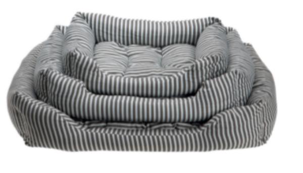 Comfy Лежак Stripes L 76х57х15 см - фото 1