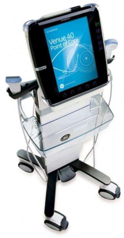 Медицинское оборудование General Electric Ультразвуковой сканер Venue 40 - фото 1