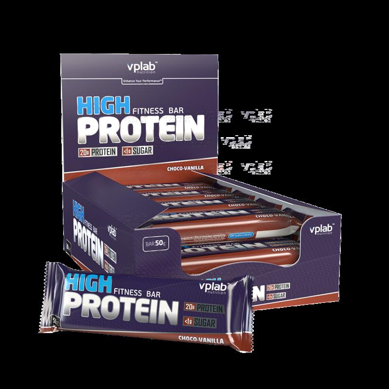 VPLab High Protein Bar, 50 гр. - фото 2