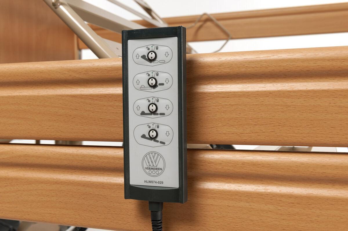 Vermeiren Кровать функциональная 4-х секционная электрическая « LUNA UL2» - фото 3