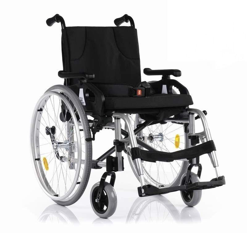MDH Sp. z o.o. Кресло-коляска инвалидная для взрослых Silver - фото 1