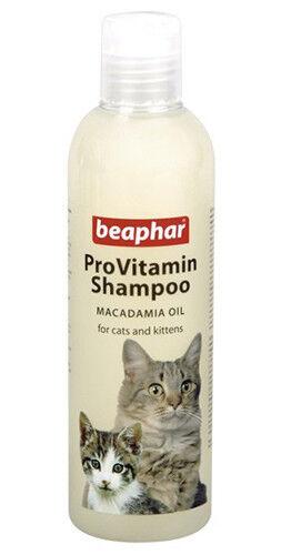 Beaphar Шампунь ProVitamin Macadamia Oil Cat&Kitten, 250 мл - фото 1