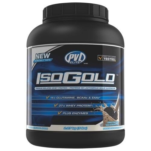PVL Iso Gold 2270g - фото 1