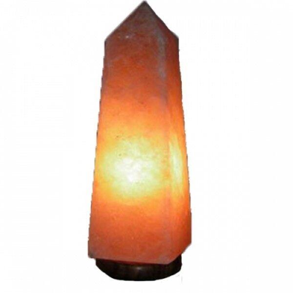 Zenet Солевая лампа Обелиск - фото 1