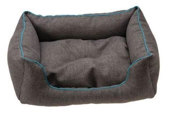 Comfy Лежак Emma Melange (бирюзовый/синий) S - фото 1
