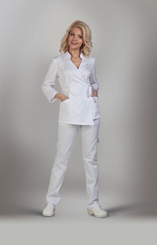 Доктор Стиль Блуза женская Алиса (лл2230) - фото 3