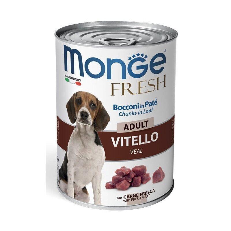 Monge Fresh Adult Veal 400гр.х12шт. - фото 1