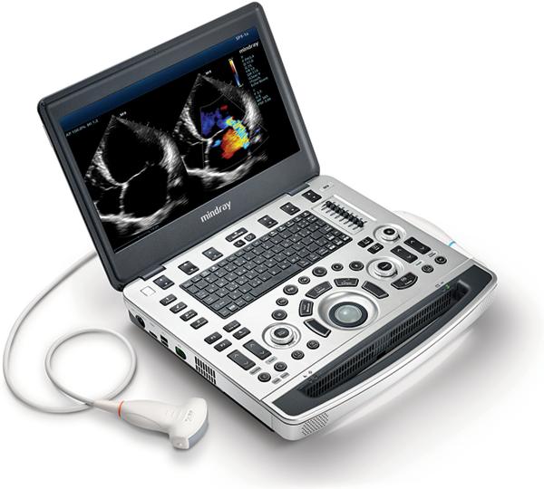 Медицинское оборудование Mindray Цифровой портативный сканер экспертного класса M9 - фото 1