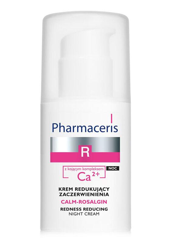 Pharmaceris Крем ночной от покраснений с успокаивающим комплексом Са2+ Сalm-Rosalgin, 30 мл - фото 1