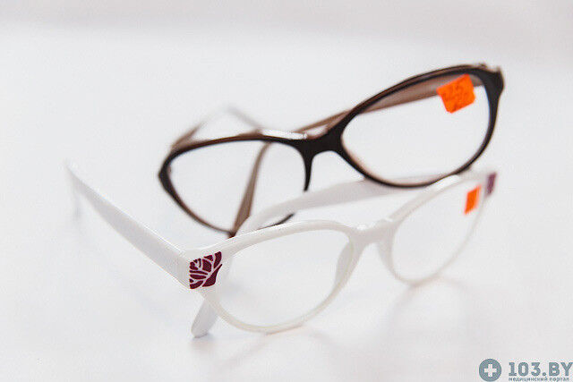 Очки Касияна Очки корригирующие в пластмассовой оправах - фото 22
