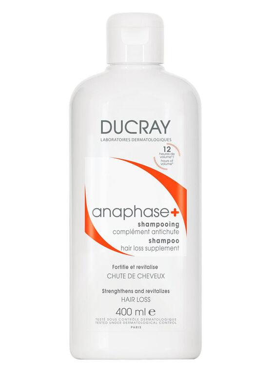 Ducray Шампунь АНАФАЗ+ для ослабленных и выпадающих волос 400 мл - фото 1