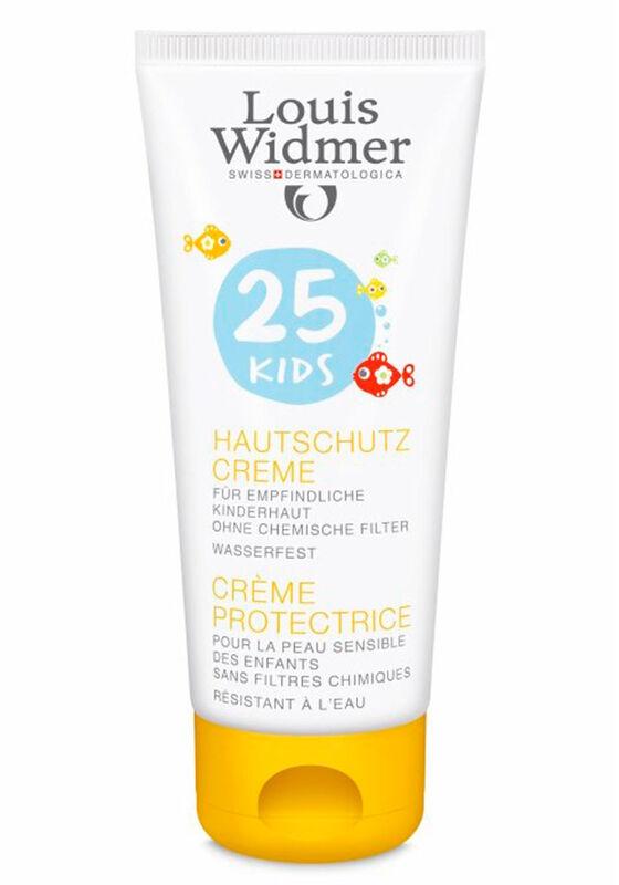 Louis Widmer Солнцезащитный крем SPF25 детский, 100мл - фото 1
