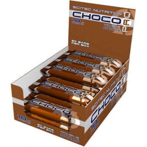 Scitec Nutrition Протеиновые батончики Choco Pro 20 шт - фото 1
