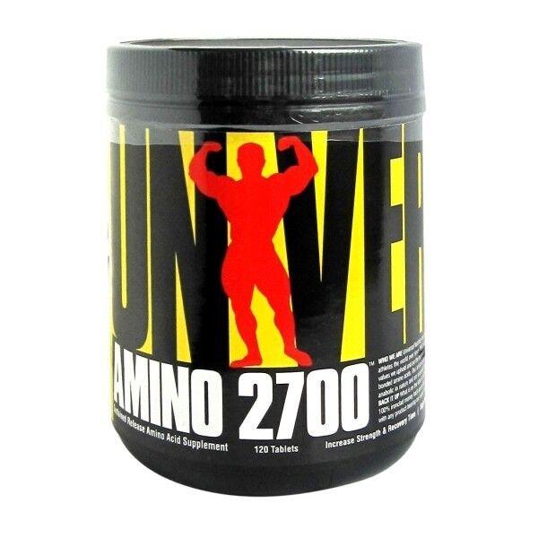 Universal Amino 2700 120 tab - фото 1