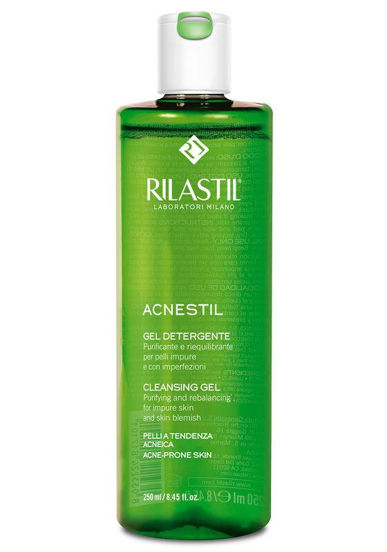 Rilastil Гель очищающий восстанавливающий баланс ACNESTIL, 250 мл - фото 1