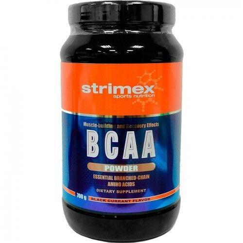 Strimex Аминокислоты BCAA Powder 700 г - фото 1