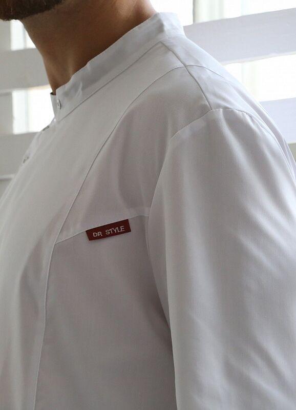 Доктор Стиль Медицинская блуза «Олимп» ЛС 3218.27 - фото 4