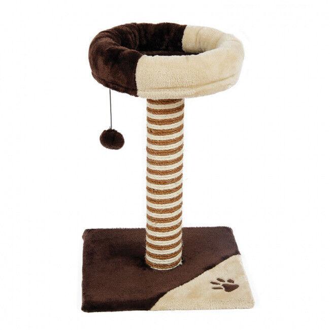Когтеточка Triol Игровой комплекс CT31 для кошек - фото 1