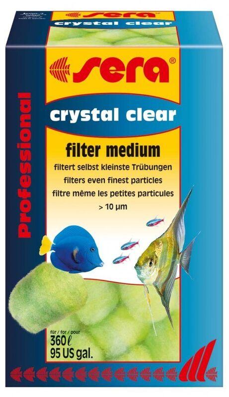Sera Фильтрующий материал Crystal Clear Professional Mi - фото 1