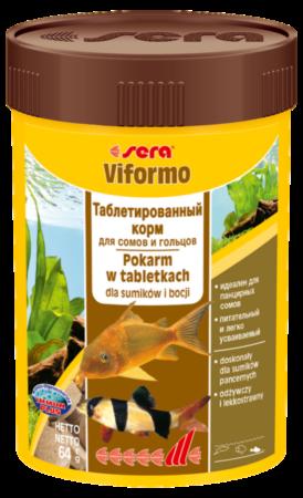 Sera Корм для рыб Viformo - фото 1