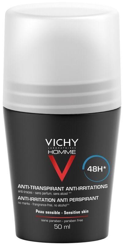 Vichy Дезодорант для чувствительной кожи 48 часов, 50 мл - фото 1